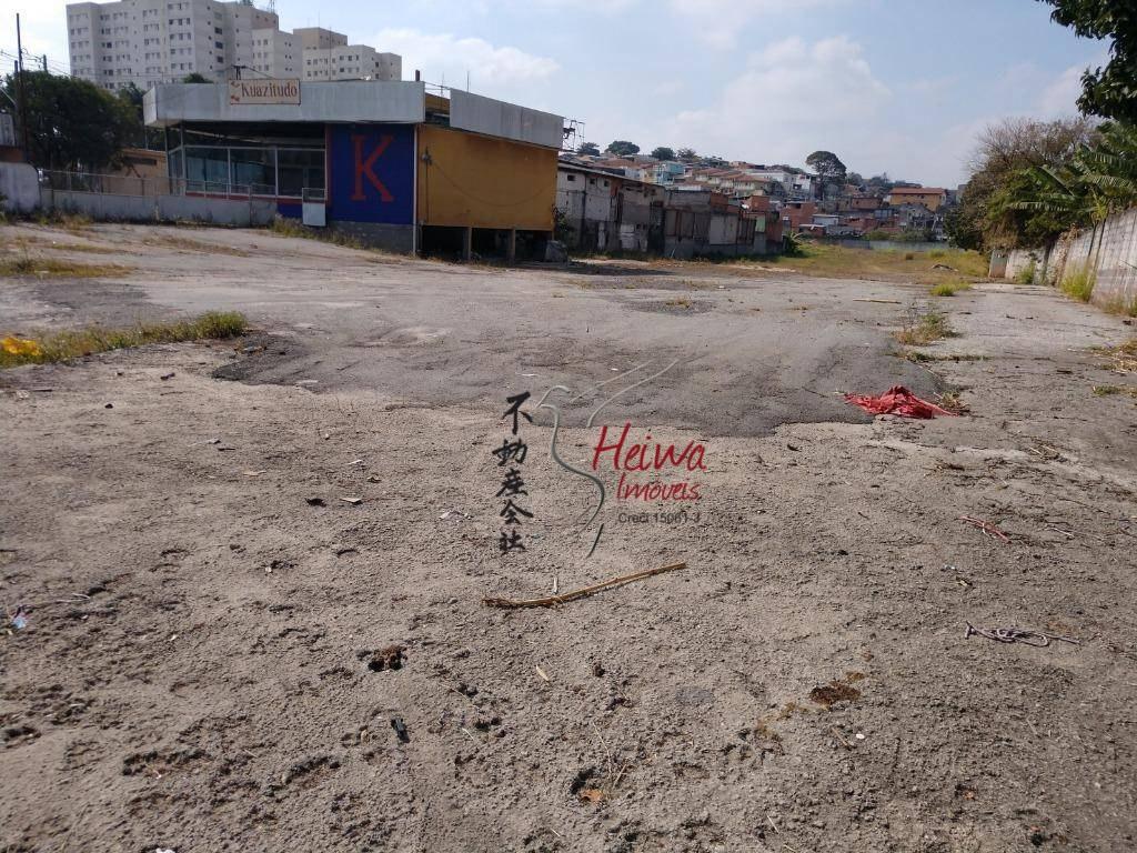 terreno residencial à venda, vila jaraguá, são paulo. - te0062