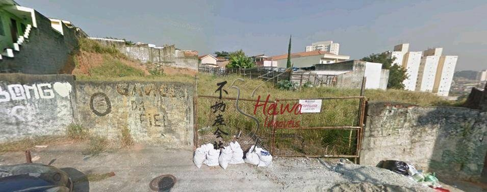 terreno residencial à venda, vila mangalot, são paulo. - te0043