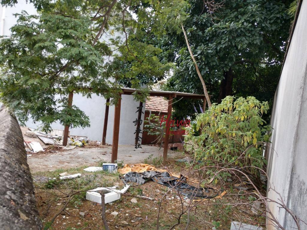 terreno residencial à venda, vila mangalot, são paulo. - te0048