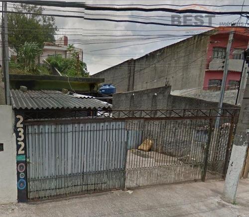 terreno residencial à venda, vila mangalot, são paulo - te0073. - te0073