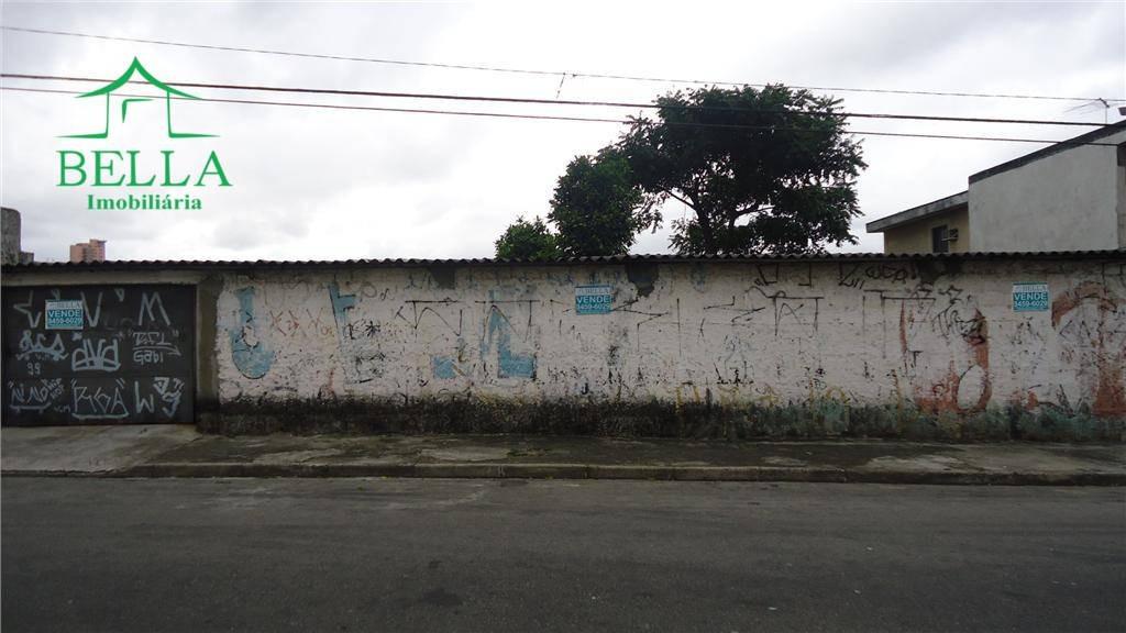 terreno residencial à venda, vila mangalot, são paulo. - te0081