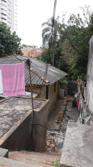 terreno residencial à venda, vila mangalot, são paulo. - te0111