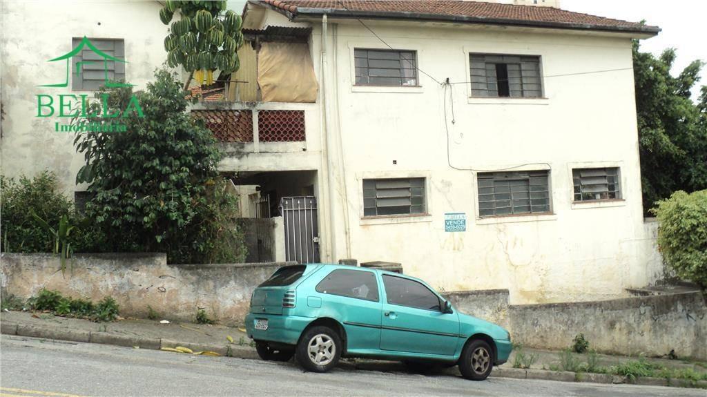 terreno residencial à venda, vila mangalot, são paulo. - te0115