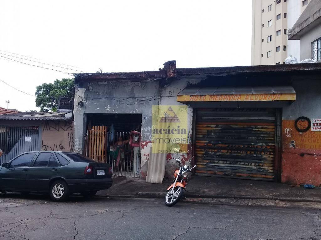 terreno residencial à venda, vila mangalot, são paulo. - te0250