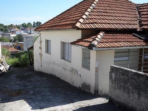 terreno residencial à venda, vila marieta, são paulo. - te0002