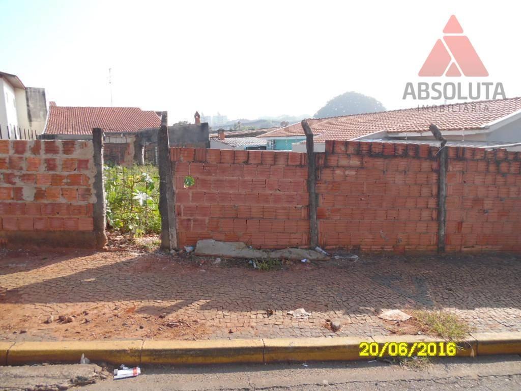 terreno residencial à venda, vila nossa senhora de fátima, americana. - te0115