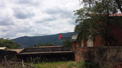 terreno residencial à venda, vila petrópolis, atibaia. - te0449