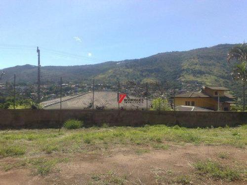 terreno residencial à venda, vila petrópolis, atibaia. - te0521