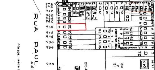 terreno residencial à venda, vila pompéia, são paulo. - te0181