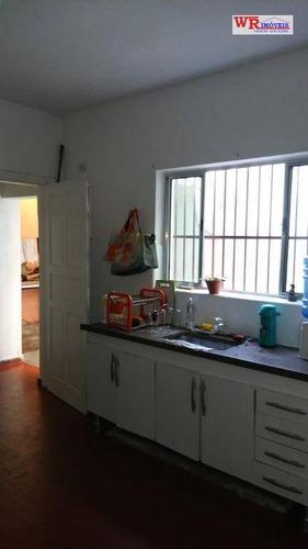 terreno residencial à venda, vila quirino de lima, são bernardo do campo. - te0104