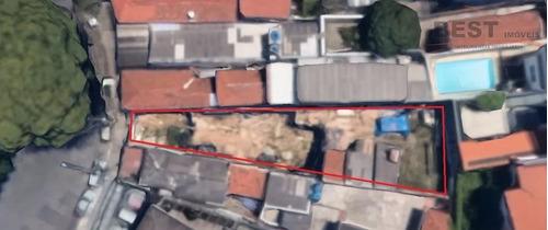 terreno residencial à venda, vila romana, são paulo - te0141. - te0141