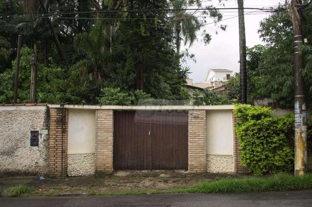 terreno residencial à venda, vila rosália, guarulhos. - te0115