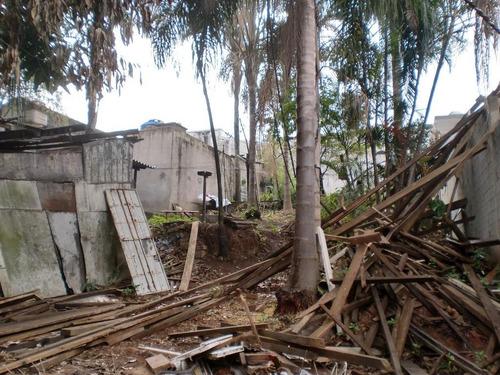 terreno residencial à venda, vila siqueira (zona norte), são paulo. - te0073