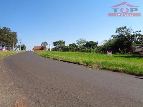terreno residencial à venda, vila são joão do ipiranga, bauru. - te0032