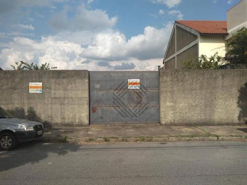 terreno residencial à venda, vila trujillo, sorocaba - te4274. - te4274