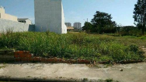 terreno residencial à venda, villa branca, jacareí. - te0082