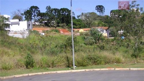 terreno  residencial à venda, vintage, cotia. - te0835
