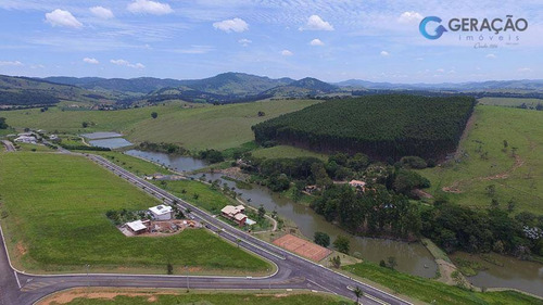 terreno residencial à venda, zona rural, paraibuna. - te1226