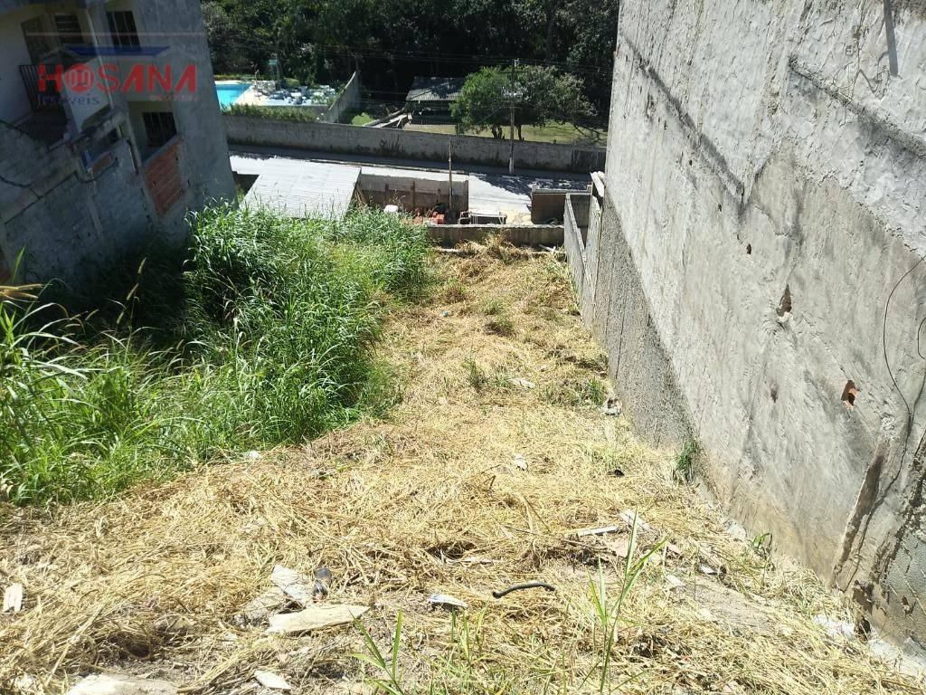 terreno residencial à venda,jardim marcelino, caieiras. - te0221