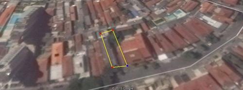 terreno residencial - vila maria - referência 11/6374