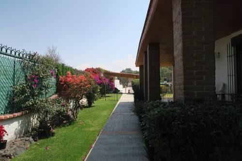 terreno  residencial  xochimilco vista panorámica