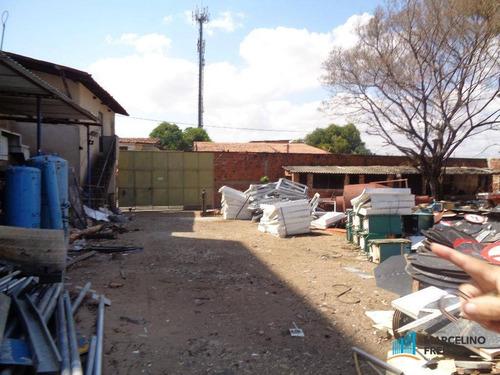 terreno rural à venda, alagadiço, fortaleza. - codigo: te0142 - te0142