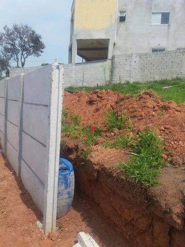 terreno rural à venda, jardim estância brasil, atibaia. - te0477