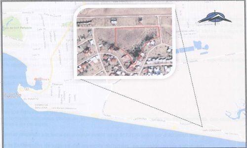terreno rústico en puerto peñasco
