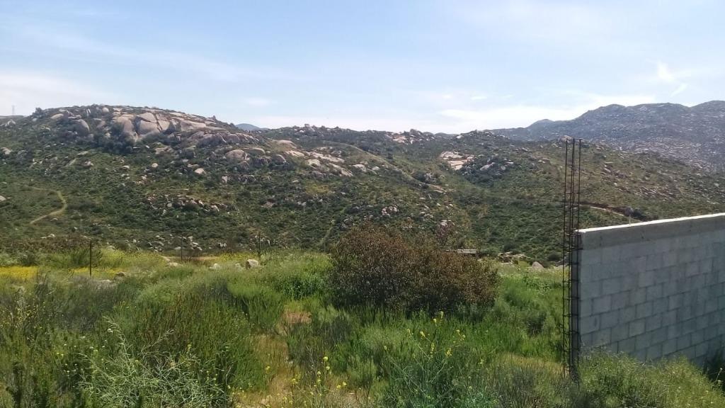 terreno rustico en venta en valle de las palmas