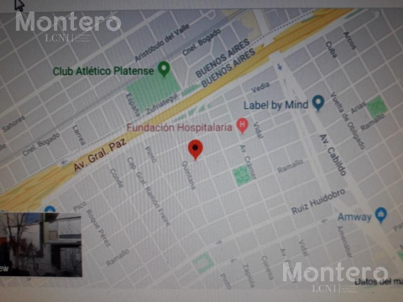 terreno - saavedra - 600 m2 vendibles