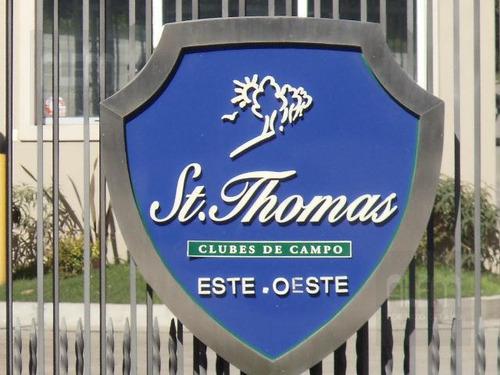 terreno - saint thomas