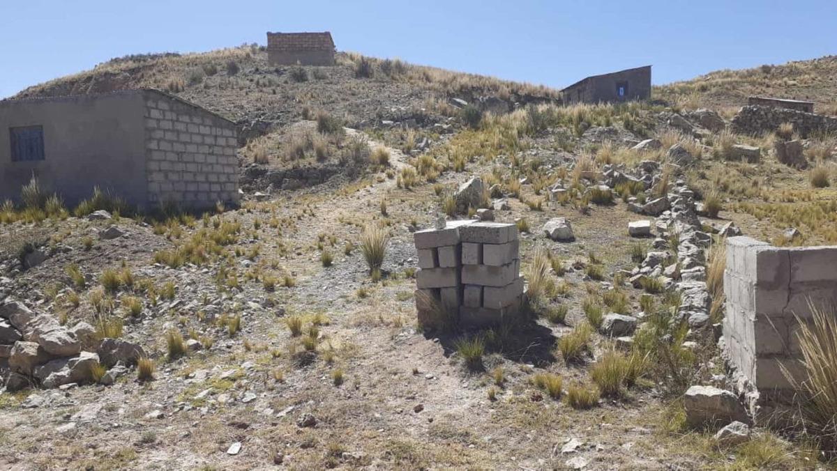 terreno salida totorani