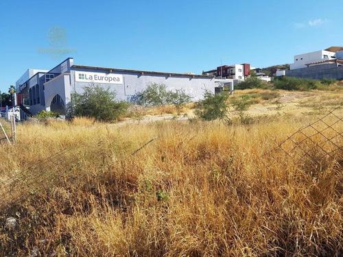 terreno - san josé del cabo fonatur comercial land