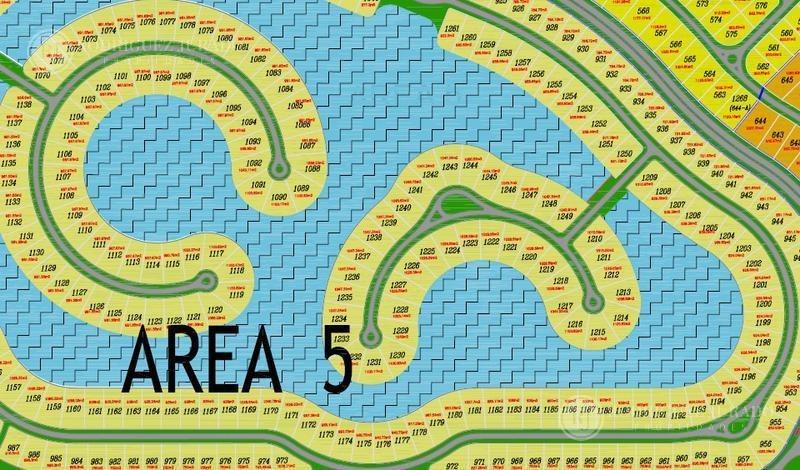 terreno - san matias lote al agua area 5
