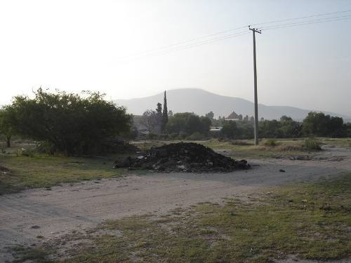 terreno santa rosa jauregui con frente a carretera queretaro-san luis potosi
