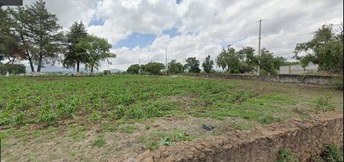 terreno - santiago tulantepec centro - hidalgo