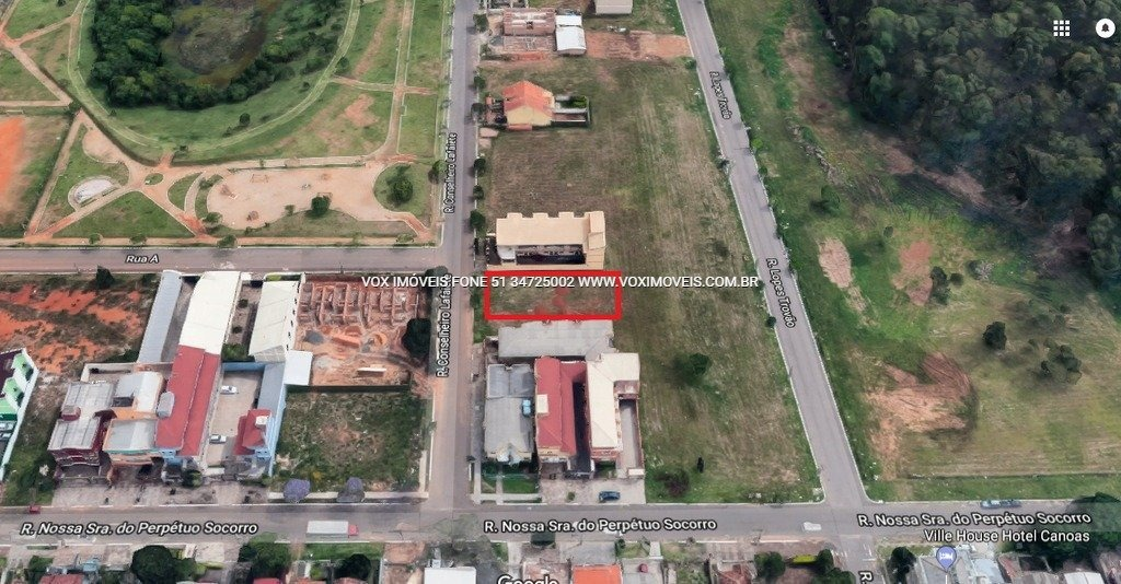 terreno - sao jose - ref: 50257 - v-50257