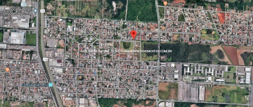 terreno - sao jose - ref: 50257 - v-50257
