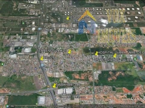 terreno - sao luis - ref: 45843 - v-45843