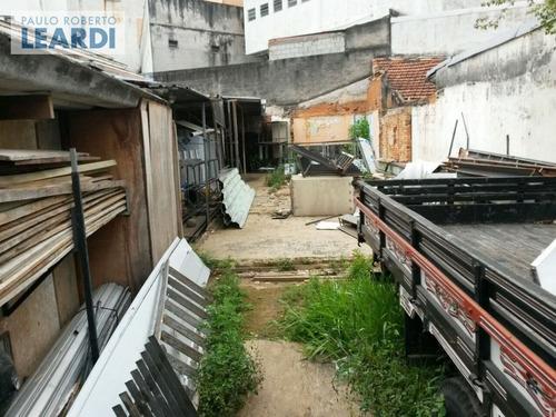 terreno saúde  - são paulo - ref: 487569