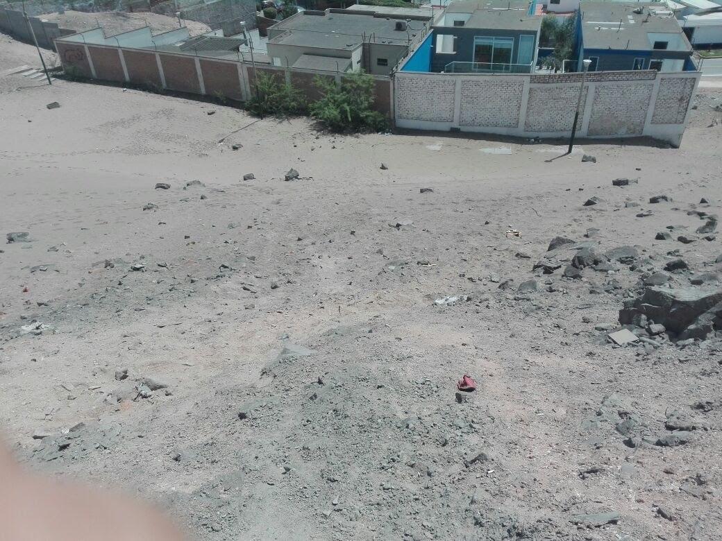 terreno sin construir