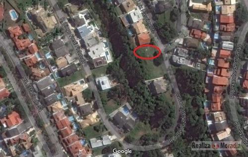terreno são paulo ii  estuda parcelamento direto  granja viana cotia - te0091