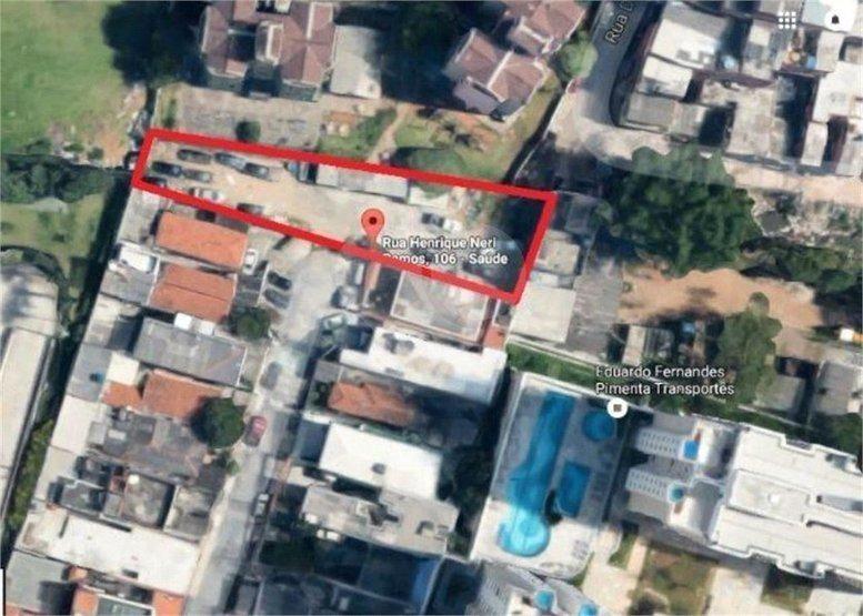 terreno-são paulo-saúde | ref.: 345-im377467 - 345-im377467