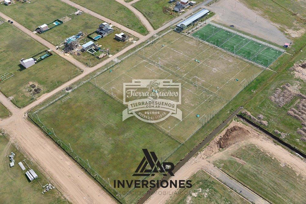 terreno sobre avenida con habilitacion comercial - sector b - tierra de sueños 3