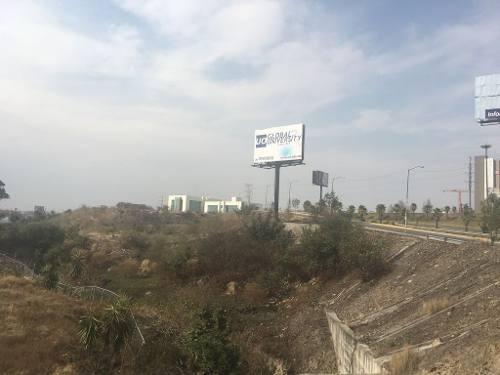 terreno sobre blvd. las torres y via atlixcayotl