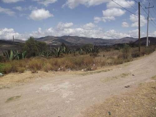 terreno sobre carretera pachuca actopan, el durazno