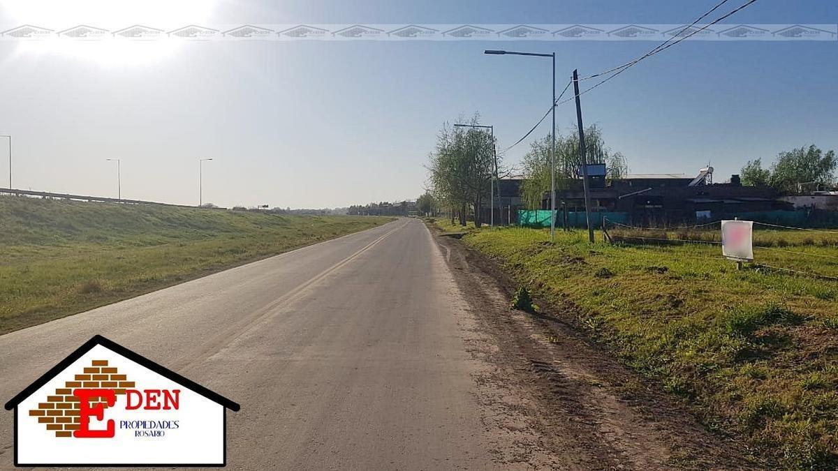 terreno sobre colectora autopista rosario - cordoba | tierra de sueños 2