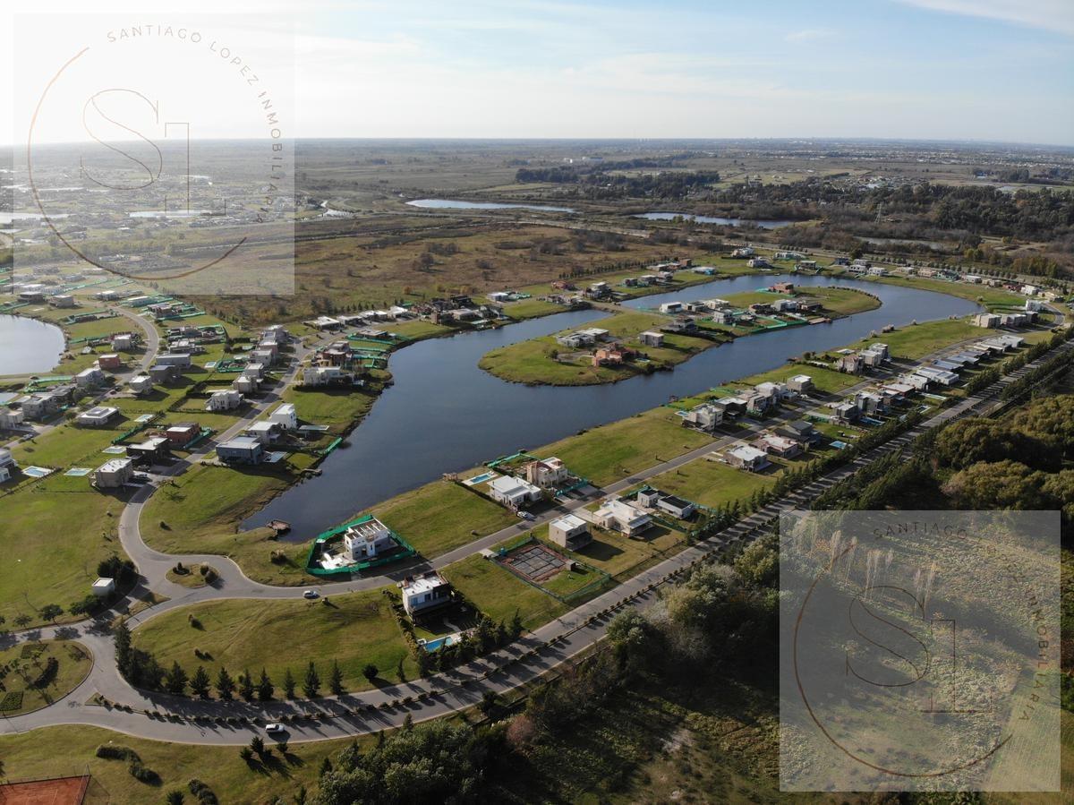 terreno sobre laguna a la venta en san matías area 5