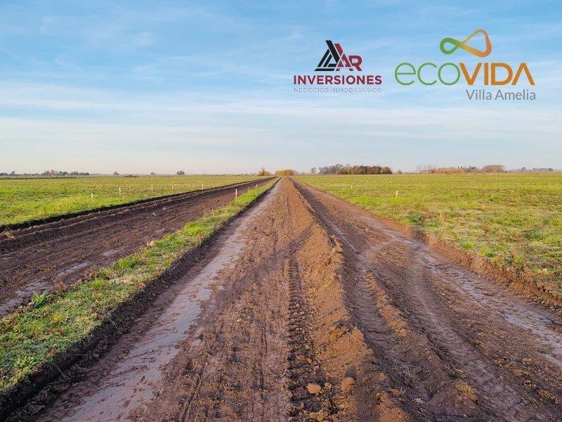 terreno sobre ruta 18 - ecovida lote de 300 m2 financiado