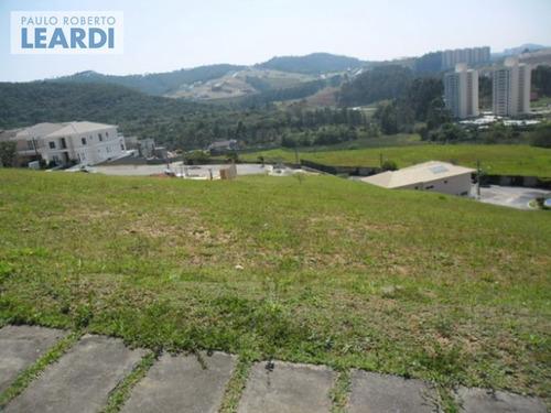 terreno tamboré - santana de parnaíba - ref: 420143